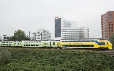 Vlaky v Holandsku jazdia ako prvé na svete na 100 percent čistú energiu! Holandské železnice už dávno vymenili naftu za elektrinu