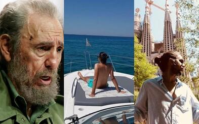 Vnuk komunistického diktátora Fidela Castra sa chválil luxusom na Instagrame. Kubánci ho kritizujú