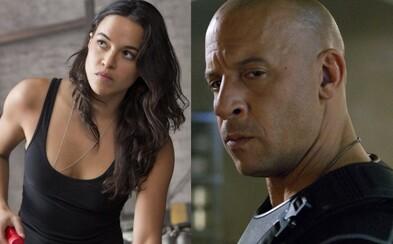 Vo Fast & Furious 9 okrem Vina Diesela uvidíme aj niekoľko starých známych. Účasť potvrdila aj Michelle Rodriguez
