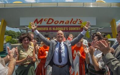 Vo filme s oscarovým potenciálom si Michael Keaton zahrá Čechoslováka, ktorý vytvoril z McDonald's miliardovú značku