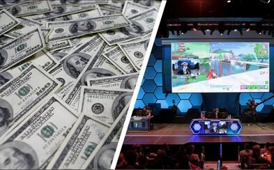 Ve Fortnite budeš moct vyhrát 100 milionů dolarů. Hra se dostane mezi e-sporty