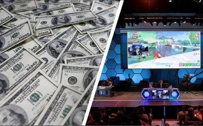 Vo Fortnite budeš môcť vyhrať 100 miliónov dolárov. Známa battle royale hra sa dostane medzi e-sporty