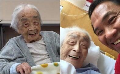"""Vo veku 117 rokov zomrela najstaršia osoba sveta. Japonská """"uvravená bohyňa"""" si však prvenstvo príliš dlho neužila"""