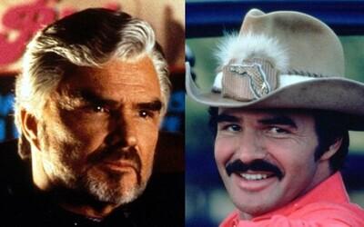 Vo veku 82 rokov zomrel legendárny herec Burt Reynolds