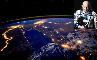 Vo vesmíre trávi nepretržite už stovky dní, láme rekordy a prináša nám prenádherné fotky z ISS