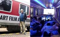 Vo vlakoch ZSSK sa na trase z Bratislavy do Košíc budú premietať filmy. Užiť si tak cestu môžeš s pukancami v pohodlnom tulivaku