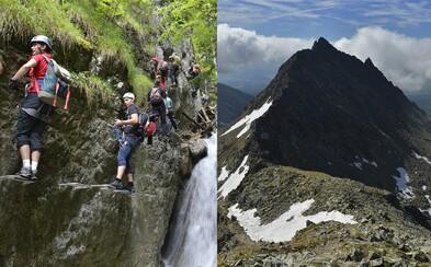 Vo Vysokých Tatrách pribudne nový turistický chodník. Zvládneš adrenalín na náročnej trase?