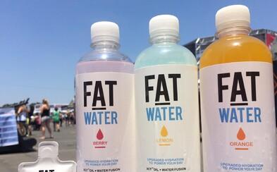 Voda mokrejšia ako tá obyčajná, navyše vegánska, paleo, gluten-free a bez GMO