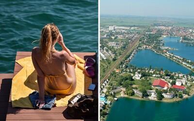 Voda v Slnečných jazerách je podľa Európskej komisie nevyhovujúca. V Senci by si sa počas letných prázdnin radšej kúpať nemal