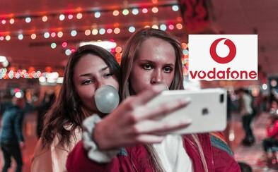 Vodafone představil v Česku neomezená data. Má to ale háček