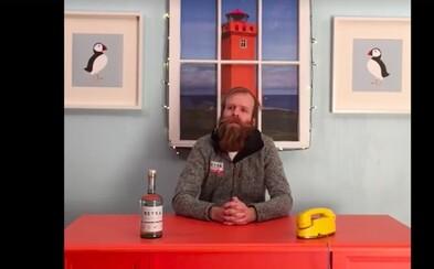 """Vodka zaželala každému Islanďanovi osobitne """"Šťastné sviatky"""" vďaka živému prenosu na Facebooku. Kreatívna kampaň ľudí oslovila"""