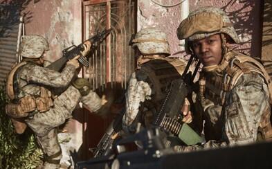 Vojenská hra zobrazuje amerických vojakov v Iraku ako hrdinov. Autentický príbeh však neukazuje vojakov, ktorí vraždili civilistov