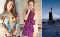 Vojenská námořnice fotila a natáčela porno na základně s jadernými ponorkami. Odhalili její OnlyFans účet