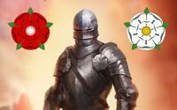 Vojna ruží: Keď slabomyseľnosť a prostoduchosť panovníka rozpúta krvavý chaos