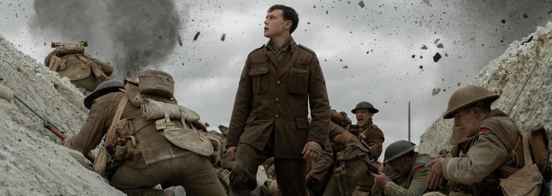 Vojnová dráma 1917 zobrazí krvavú prvú svetovú autenticky. Natočili ju tak, aby celý film vyzeral ako jeden záber