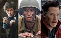 Vojnový veľkofilm, jedna z najlepších marveloviek a napínavé thrillery. Mesiac november prežijeme v kinách
