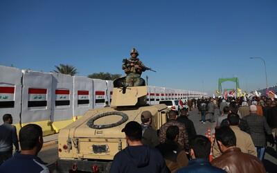 Vojská USA zatiaľ z Iraku neodídu. Nesprávne informácie mali spôsobiť chaos v armáde