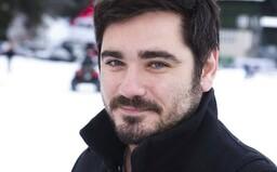 Vojta Kotek havaroval na motorce a skončil v nemocnici