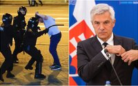 Voľby v Bielorusku boli sfalšované, tvrdí minister zahraničných vecí Korčok. Chce sankcionovať predstaviteľov režimu