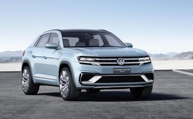 Volkswagen Cross Coupe GTE: 360koňový hybrid naznačuje nové SUV!