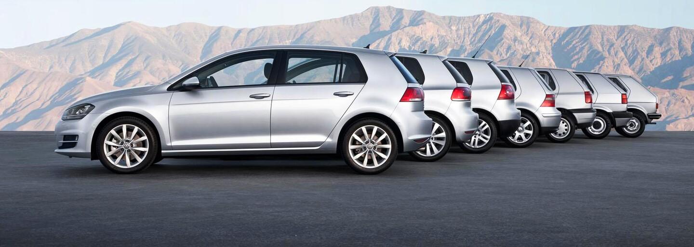 Volkswagen Golf: História legendy od ľudovky cez etalón v triede až po 400-koňové R-ko