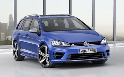 Volkswagen Golf R Variant: Najostrejšie kombi značky ponúka 300 koní a 605 litrov!