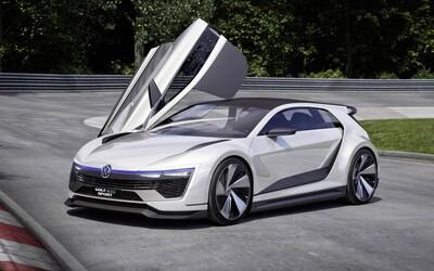 Volkswagen láká na další exkluzivní Golf. Hybridní GTE Sport má až 400 koní a vyklápěcí dveře