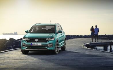Volkswagen odpovedá na trendy a útočí na mladých. Privítajte štýlový T-Cross do mesta