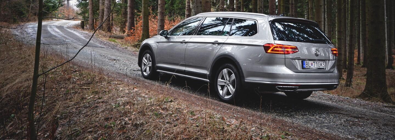 Volkswagen Passat Alltrack 20 Bitdi 4motion Všestranný