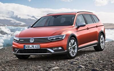 Volkswagen Passat Alltrack: Nový oplastovaný skautík štandardne so 4x4
