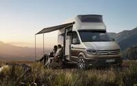 Volkswagen pripravuje dom na štyroch kolesách, ktorý dobrodruhom poskytne všetko pre cestu za zážitkami