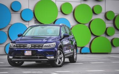 Volkswagen Tiguan 2.0 TDI 4Motion: Väčší, priestrannejší a hlavne dospelejší (Test)