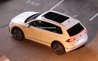 Volkswagen Tiguan 2017 je vďaka tvorbe reklamných materiálov v predstihu odhalený!