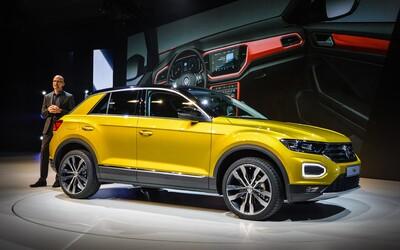 Volkswagen T-Roc zamieša karty medzi kompaktnými SUV-čkami