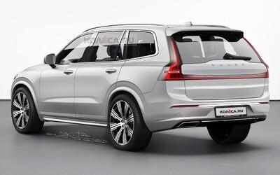 Volvo chystá novú vlajkovú loď. 7-miestne XC100 sa pustí do boja proti GLS a X7