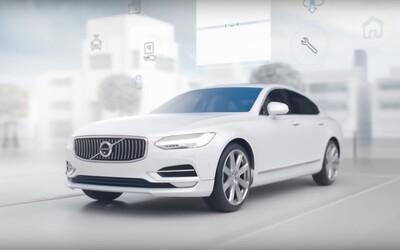 Volvo spouští přelomový program péče. V době, kdy automobil nepoužíváte vám ho dotankují či umyjí