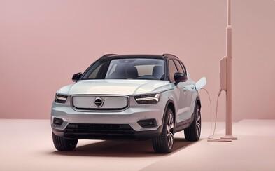 Volvo ukázalo prvé plne elektrické SUV. XC40 Recharge má cez 400 koní