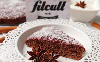 Voňavý perníkový koláč, který během vánočních svátků provoní celý byt (Recept)