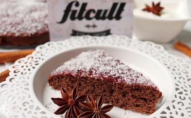 Voňavý perníkový koláčik, ktorý počas vianočných sviatkov rozvonia celý byt (Recept)