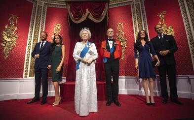 Voskové figuríny prince Harryho a Meghan přesunuli mezi celebrity, prý to odráží jejich odchod z královské rodiny