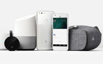 VR headset, domácí asistent i šikovný Wi-Fi router. Přehled všech horkých novinek z dílny Googlu