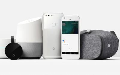 VR headset, domáci asistent aj šikovný Wi-Fi router. Prehľad všetkých horúcich noviniek z dielne Googlu