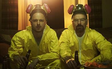 Vracia sa Breaking Bad? Bryan Cranston a Aaron Paul lákajú na spoločné oznámenie