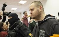 Vrah Jána Kuciaka a Martiny Kušnírovej je spokojný s trestom 23 rokov. Najvyšší súd môže rozhodnúť o vyššom treste