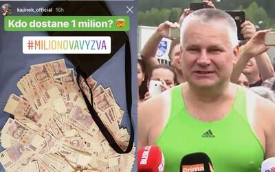 Vrah Jiří Kajínek nabízí na Instagramu milion korun za očištění svého jména