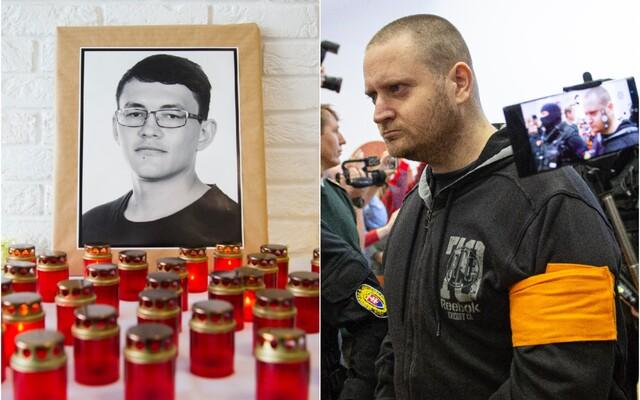 Vrah Kuciaka a Kušnírové dostal 25 let. Skutek popsal podrobně a chladnokrevně – jako běžný nákup potravin v obchodě