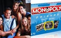 Vrať se do sladkých 90. let. Monopoly se spojily se seriálem Přátelé a umožnily tvým oblíbeným postavám opět ožít