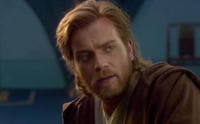 Vráti sa Ewan McGregor do role obľúbeného Obi-Wana Kenobiho? Záujem zo strany McGregora rozhodne je