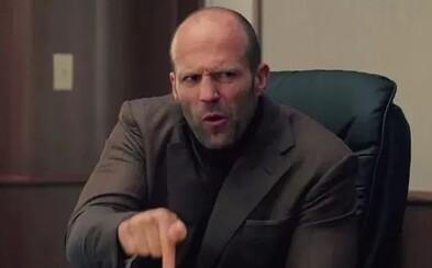 Vráti sa Jason Statham v Špiónovi 2, svojej najkomickejšej úlohe?