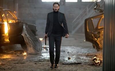 Vráti sa Keanu Reeves na vrchol Hollywoodu s vražedným Johnom Wickom? (Preview)